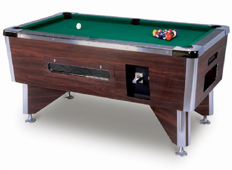 Make Money With a Coin Billiard