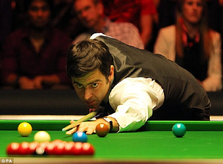 Ronnie O'sullivan, the Billiard Prodigy